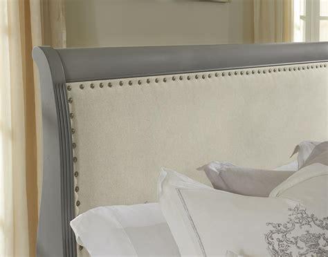 furniture world headboards vaughan bassett french market 381 663 king upholstered