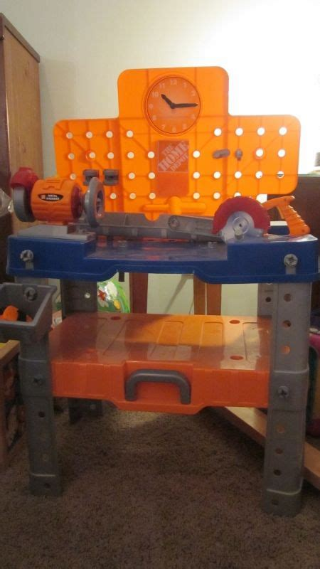 home depot play tool bench 1000 images about garage sale pretend play preschool on