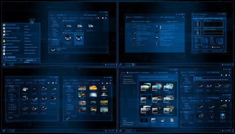 themes for windows 10 jarvis jarvis by ultimatedesktops on deviantart
