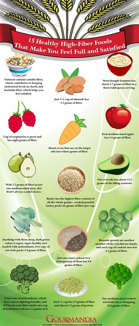 fruit w most fiber 15 healthy high fiber foods that make you feel and