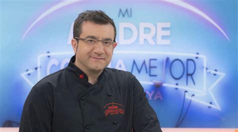 cocina de sergio fernandez sergio fern 225 ndez estrena nueva temporada en canal cocina