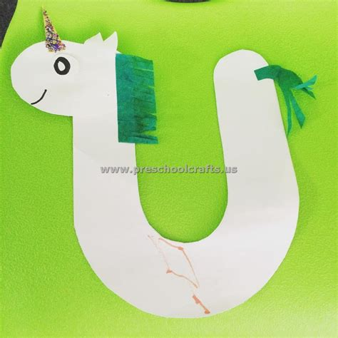 Letter U letter u craft www pixshark images galleries with