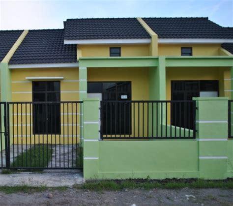 contoh rumah minimalis type  modern