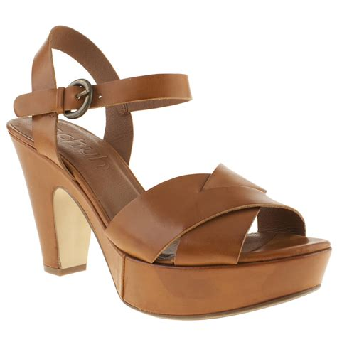 ebay sandals schuh womens leather low heels strappy sandals shoes