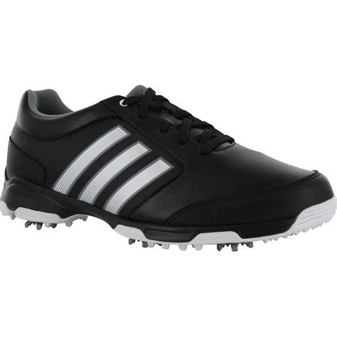 adidas 360 lite black black running white 9 wide golf shoes at globalgolf