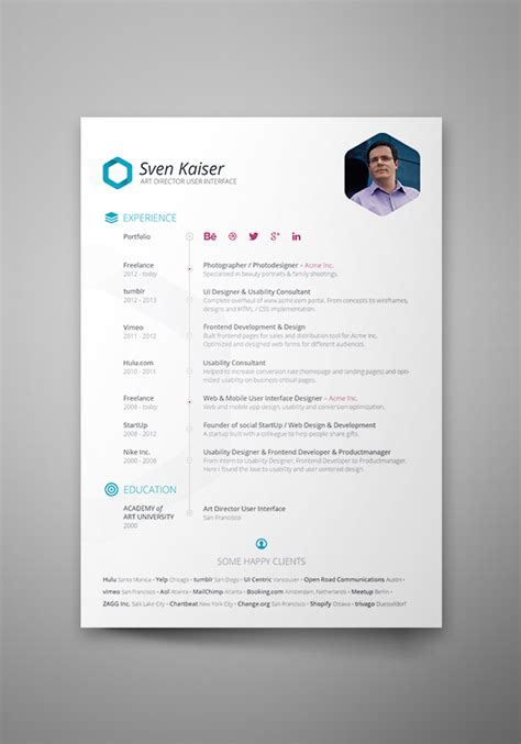 Resume Sample Model by