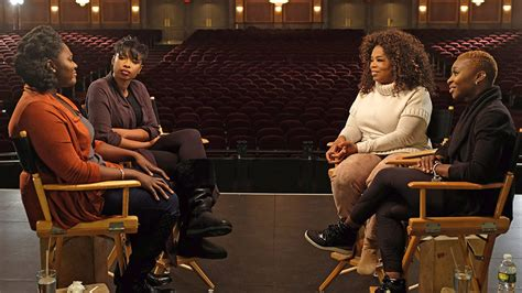 oprah the color purple oprah goes the of the color purple on