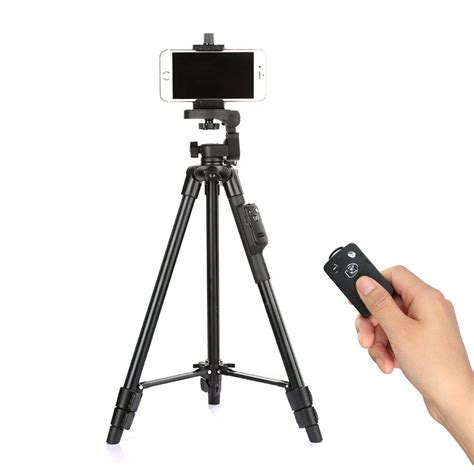Tripod Yunteng yunteng vct 5208 43cm tripod for mobile phone dslr and