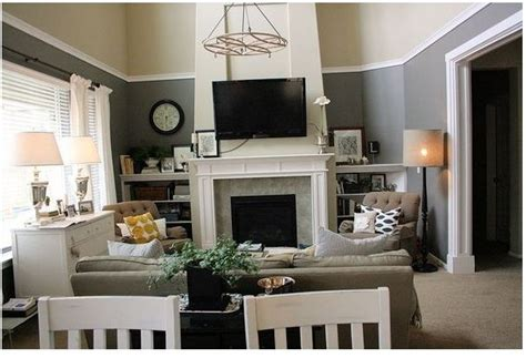 pottery barn living room paint colors pottery barn living rooms colors very clever use of trim