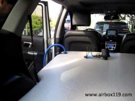 air mattress for vehicles