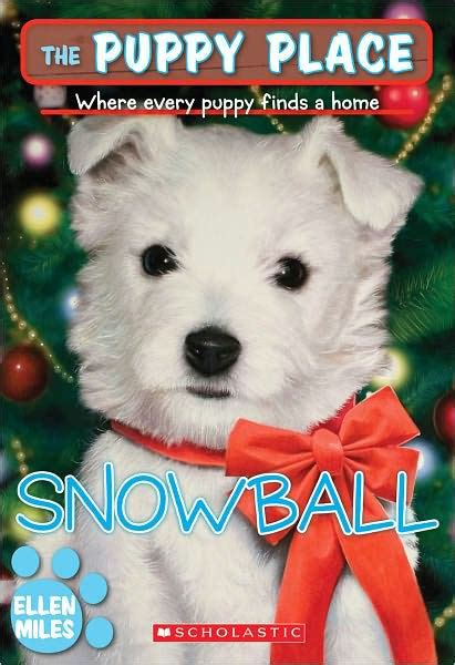 puppy place series snowball the puppy place series 2 by paperback barnes noble 174