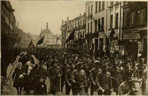Revolution Of revolutions of 1917 1923