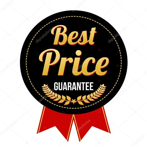 best price best price guarantee badge stock vector 169 roxanabalint
