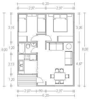 que es modelo y layout en autocad planos casas de madera prefabricadas casas de 50 m2 cod