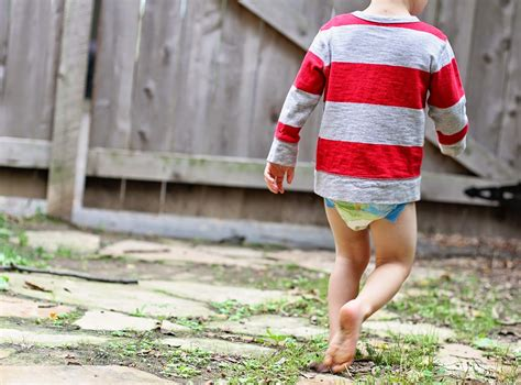 how to a to do potty outside running from the preparing for potty