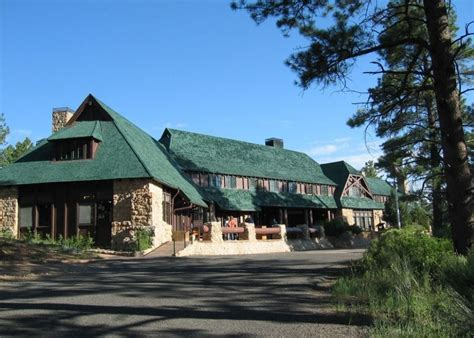 the lodge at bryce audley travel