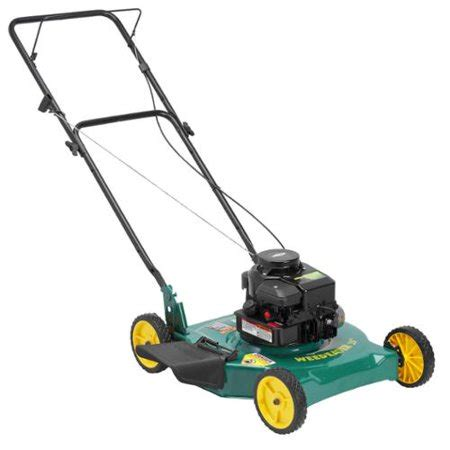 weed eater 20 inch cutting width side discharge lawn mower green 20 side 300s walmart com