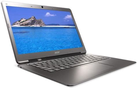 Laptop Acer Aspire S3 Ultrabook I3 2367m acer ultrabook s3 391 6046 13 3 intel i3 2367m 4gb 320gb 20gb ssd windows 8 silver