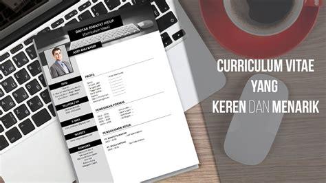 cara membuat cerpen yg menarik cara membuat curriculum vitae yang keren dan menarik