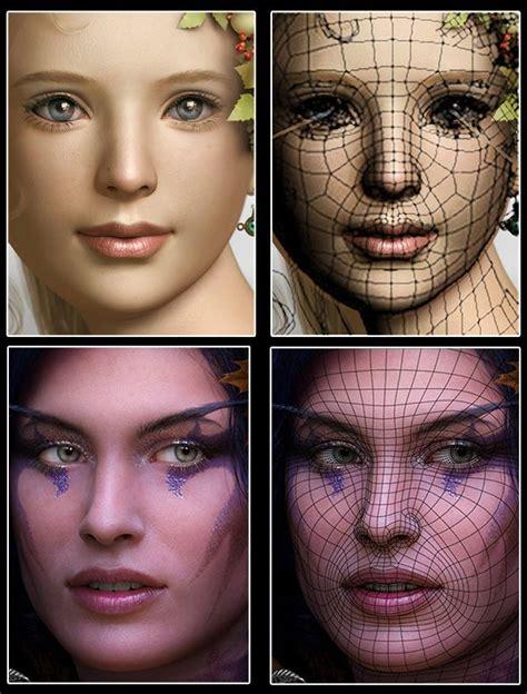 zbrush tutorial realistic face 22 best zbrush zspheres images on pinterest zbrush