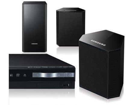 samsung ht   blu ray home theater system  model