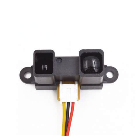 Sensor Jarak Infrared Gp2y0a02yk0f Sharp 2y0a02 20 150cm ir distance sensor gp2y0a02yk0f sharp analog 20 150cm smart prorotyping