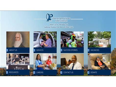passavant memorial homes debuts new website