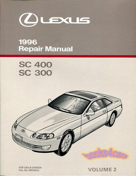 service manual download car manuals pdf free 1992 lexus sc instrument cluster shop manual