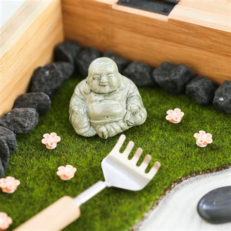 small zen garden mini zen garden thirsty for tea