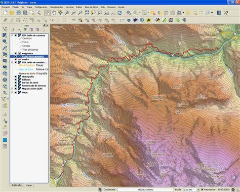 imagenes satelitales en qgis cartograf 237 a digital febrero 2015