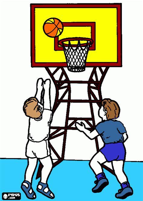 dibujos niños jugando baloncesto gifs animados de ni 241 os jugando basquetbol imagui