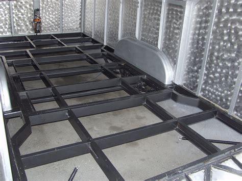 design trailer frame a mclaren race car trailer