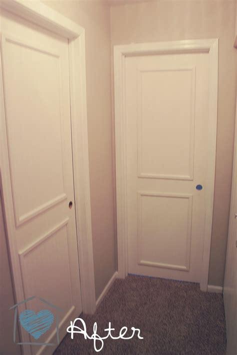 Updating Interior Doors update interior doors w trim paint interior spaces door makeover doors and