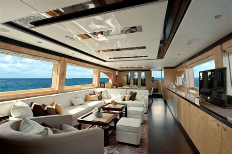 Modern Architecture Ideas by The Exclusive Luxury Yachts Of The Interior Interior
