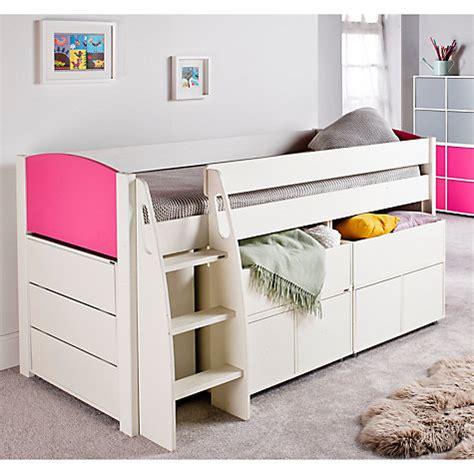 Stompa Uno Bunk Bed Buy Stompa Uno S Plus Children S Bedroom Furniture Range Lewis