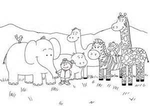 zoo malvorlagen kostenlos zum ausdrucken ausmalbilder zoo 2014590 affefreund