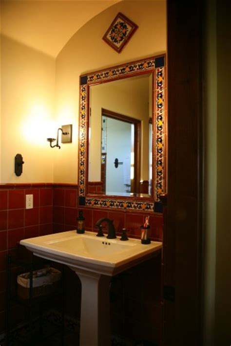mexican style bathrooms 1000 images about talavera tile bathroom ideas on