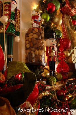 how to decorate a mantle with nutcrackers adventures in decorating nutcracker mantel
