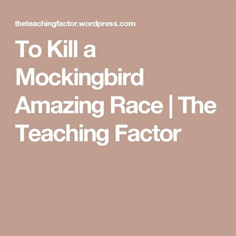 education themes in to kill a mockingbird 35 best to kill a mockingbird resources images on