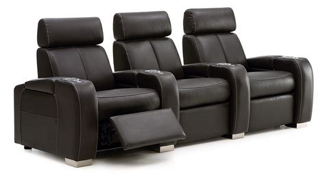 palliser lemans  reclining home theater seating wcup
