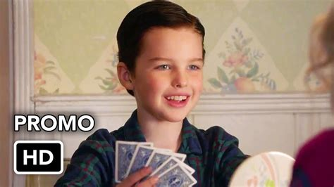 george cooper jr actor young sheldon young sheldon cbs quot new hit comedy quot promo hd the big