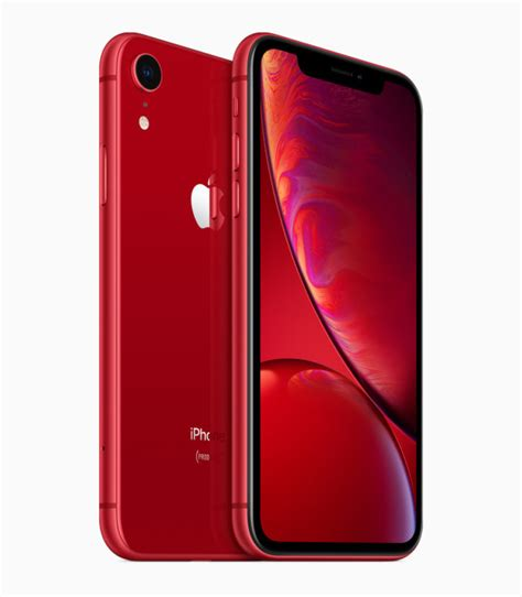 apple iphone xr official 6 1 inch 120hz lcd edge to edge glass with a12 chipset and