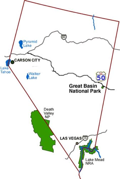 great basin american map great basin national park climate geography maps