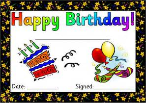 printable birthday certificate templates 21 birthday certificate templates free sle exle