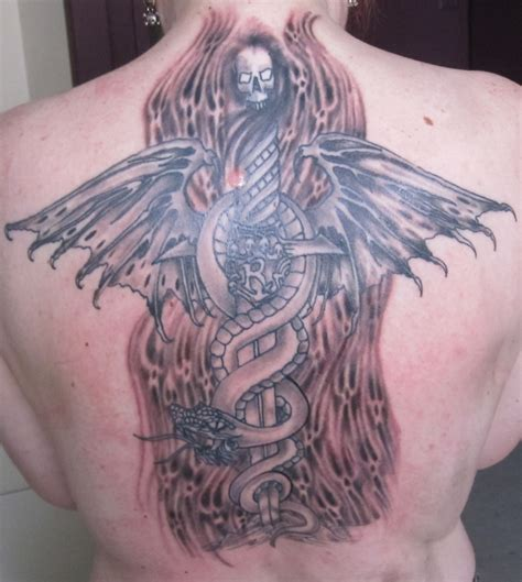 motley crue tattoos motley crue dr feelgood back phase ii picture