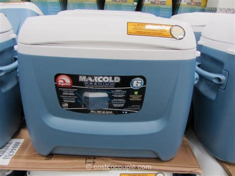 igloo maxcold 62 qt rolling cooler wheeled ice chest upcomingcarshq