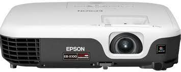 Lcd Proyektor Epson Eb X100 projector epson eb x100 projector epson 2600 ansi lumens xga toko projector jakarta