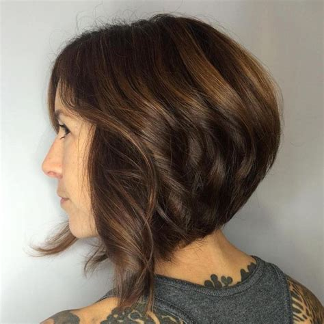 whats a stack haircut 25 best ideas about curly stacked bobs on pinterest