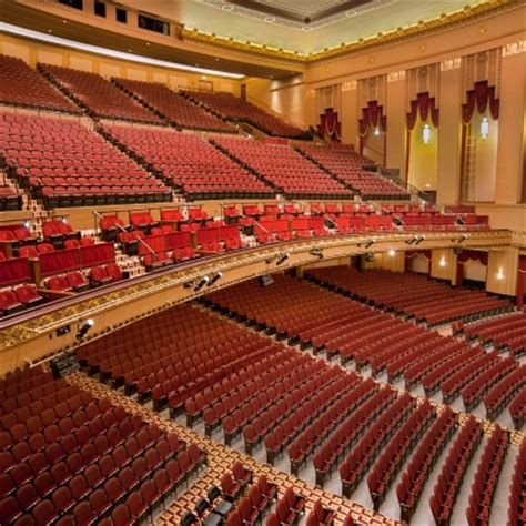 peabody opera house events peabody opera house installations architectural american seating