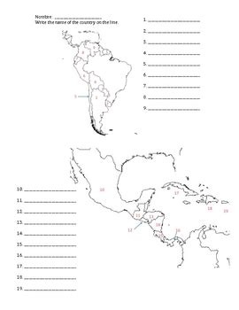 central and south america map quiz blank map of central and south america quiz
